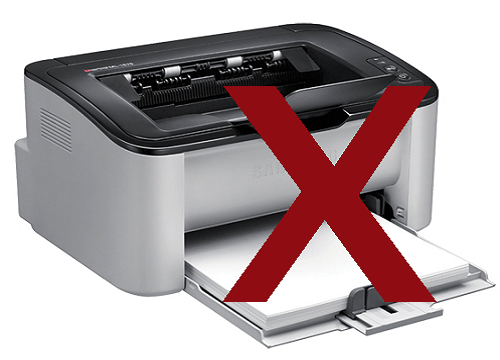 Why is my Epson Printer not Printing?