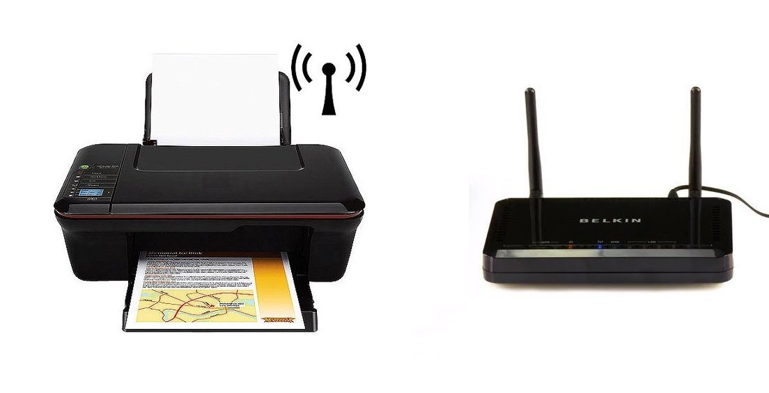 Pleasing How To Connect Hp Deskjet Printer To Wifi Home Interior And Landscaping Ologienasavecom