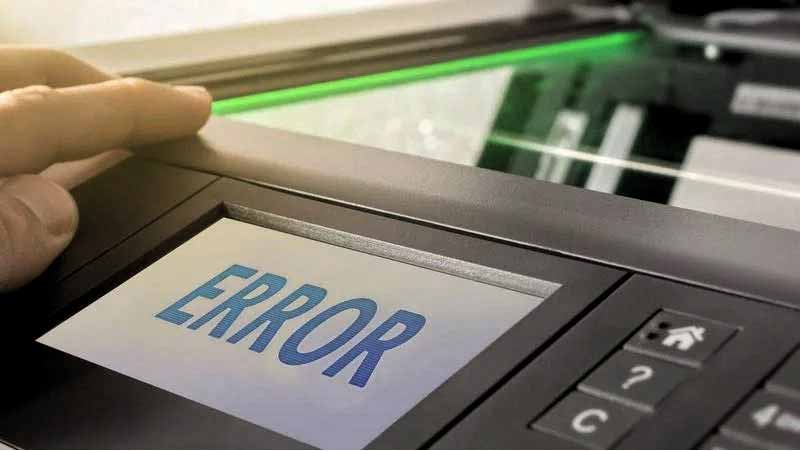 Fix Epson Printer Error Code 0x97