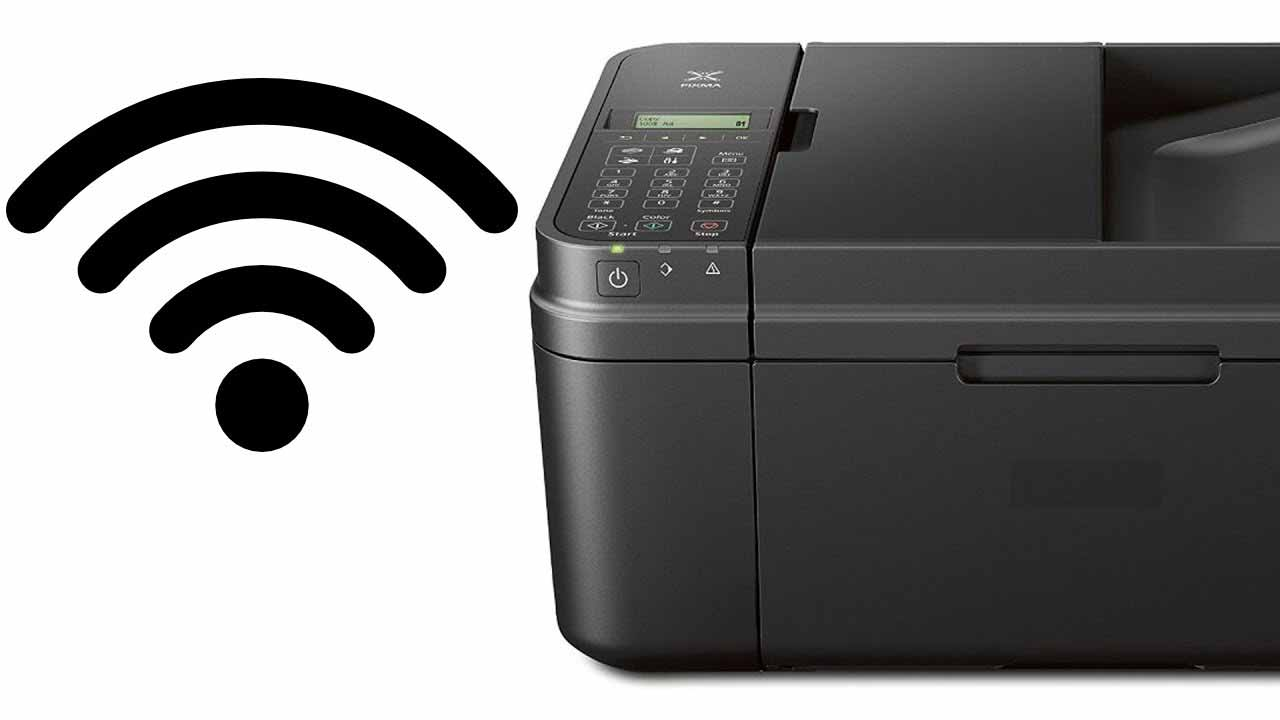 How to Connect Canon MX492 Printer to WiFi | Mac | Windows 10