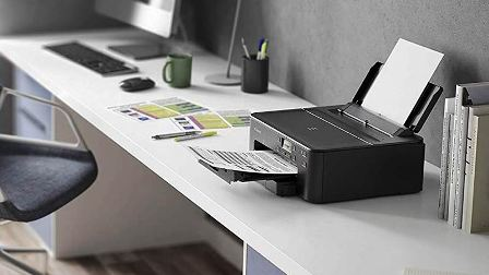 Canon Pixma printer not printing color